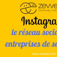Instagram pour les entreprises de service