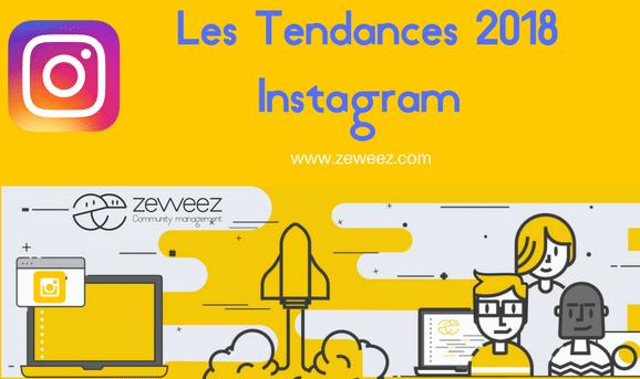 Tendance Instagram 2018